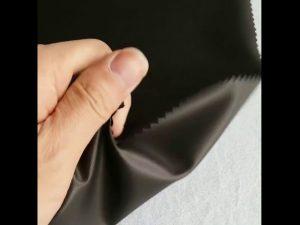 2018 با کیفیت بالا 100٪ نایلون 420D ripstop رول پارچه ژاکت در فضای باز