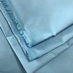 EN 13795-1 2019 60gsm Polyester 50D + PE غشای قابل تنفس پارچه روپوش جراحی صادرات به انگلستان
