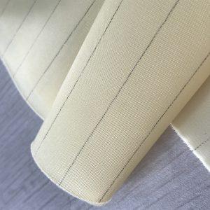 پارچه کت و شلوار ضد الکتریسیته ساکن ZY20NA016 DTY 75D با پوشش PU مطابق استاندارد EN1149-1 برای بیمارستان است