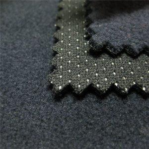 با کیفیت بالا TPU ضد آب چاپ بافته شده بافته شده پشم پشمی 3 لایه روکش پارچه پوسته نرم