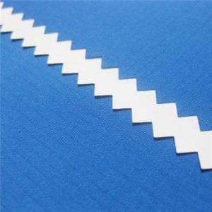 پارچه پونگای ژاکارد پلی استر 100٪ پلی استر با پودر ضد آب برای پوشش ژاکت یا لباس ورزشی