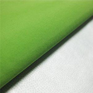 228T نایلون taslon pu پارچه / تنفس ضد آب برای بارانی