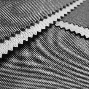 پارچه نایلون نظامی نوردن 1000d نایب بالستیک با استحکام بالا و پلاستیک برای کیسه پوشش داده شده است