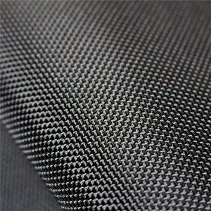 سوراخ مقاوم در برابر پوس پوشش داده شده 1680d پارچه نایلون بالستیک برای کیسه کوله پشتی