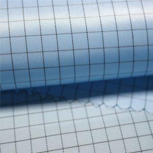 پارچه بافته شده ضد پارچه استاتیک پلی استر 5 میلی متر برای لباس های ضد استاتیک