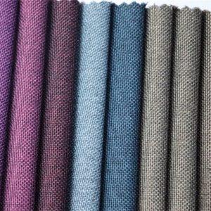 پارچه اکسفورد رنگ پلی استر دو تن عمده فروشی برای مواد کیسه