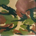 استتار پارچه چاپ ضد آب ripstop نایلون اکسفورد پارچه نظامی