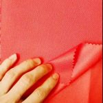 پارچه پارچه چین عمده فروشی 100٪ پلی استر اکسفورد پارچه پولو برای کوله پشتی چادر
