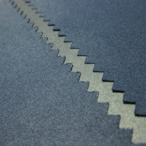 پارچه با دوام فوق العاده پلی روکش دار تنفس برای لباس مناسب