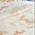 الگوی استتار با کیفیت خوب پارچه 100٪ پارچه نایلون استفاده از ایمنی نظامی