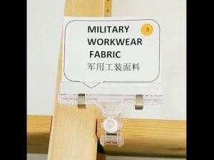 مجموعه لوازم جانبی مردان لوازم استتار پارچه های دیواری برای ژاکت نظامی